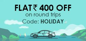cab roundtrip icon