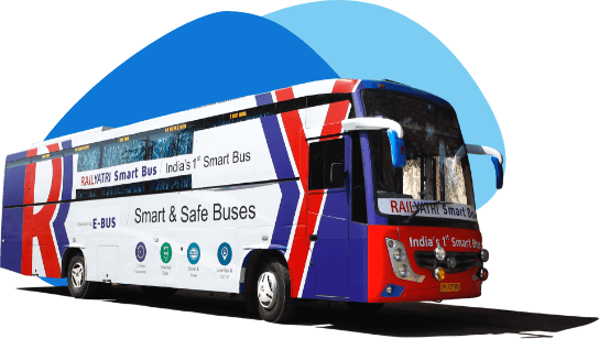 Online Bus Ticket Booking | Best Offers on Intrcity SmartBus & AC