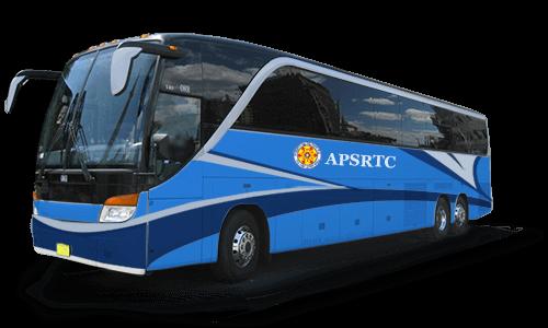 APSRTC Bus