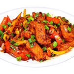 Crispy Chilli Potato