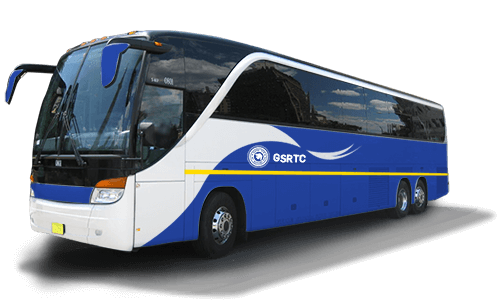 GSRTC Bus