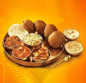 Navratri Thali