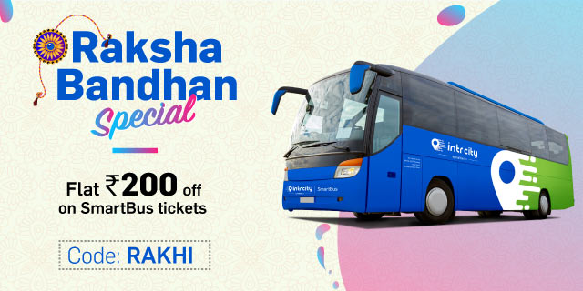 Bus Booking Cashback Coupons and Promo Code Online | RailYatri Offers