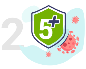 Sanitization icon