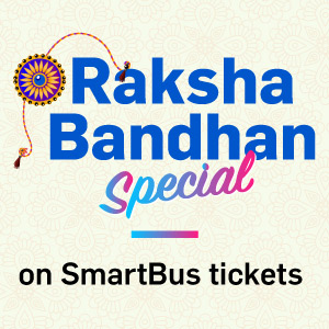 Online Bus Ticket Booking   Best Offers on Intrcity SmartBus & AC