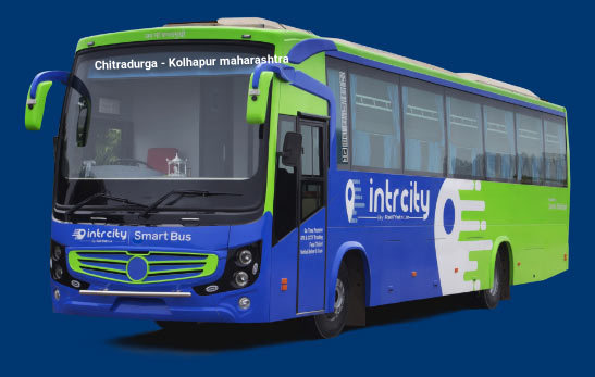 Chitradurga to Kolhapur Maharashtra Bus