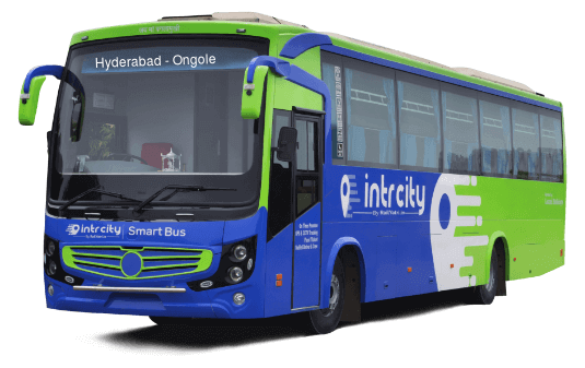 Hyderabad to Ongole Bus
