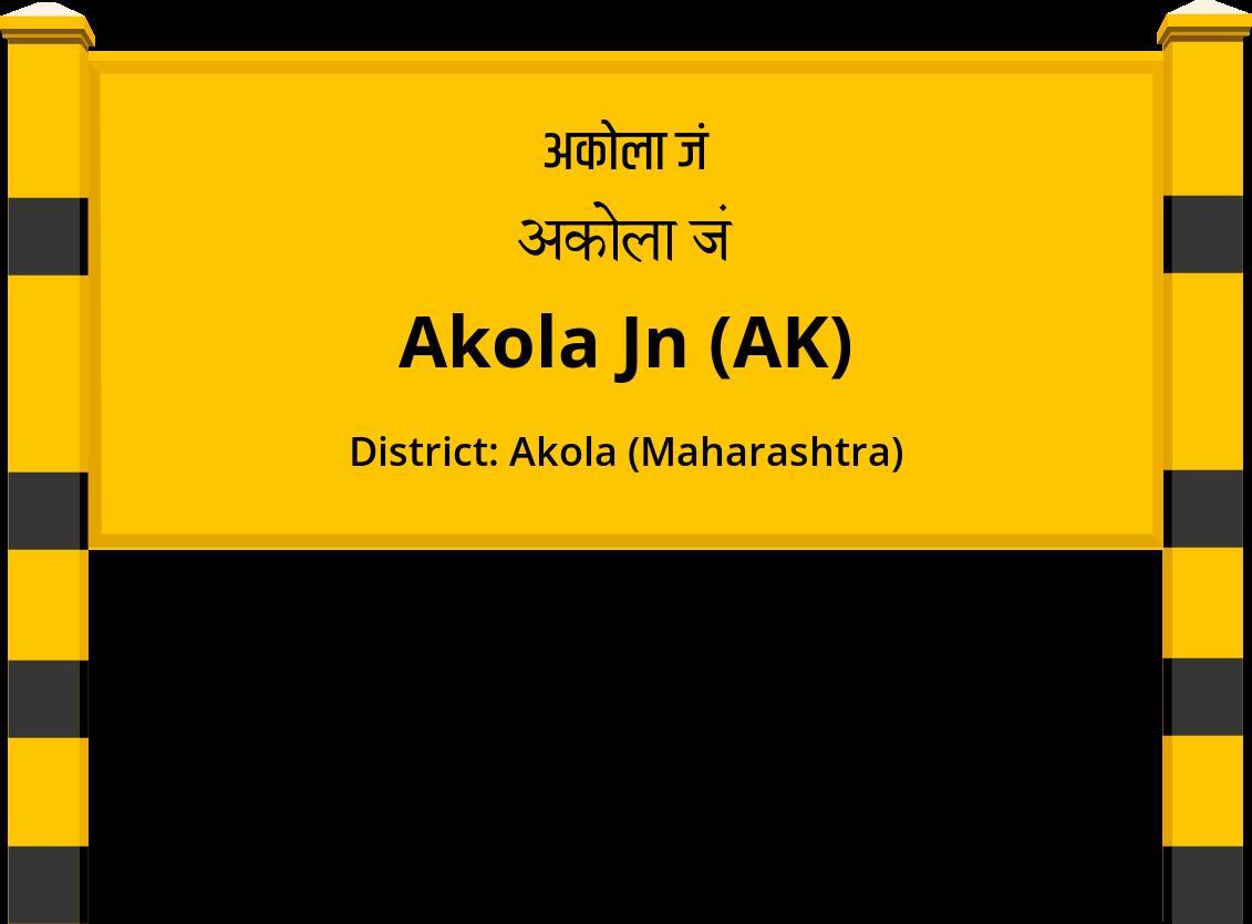Akola Jn (AK) Railway Station