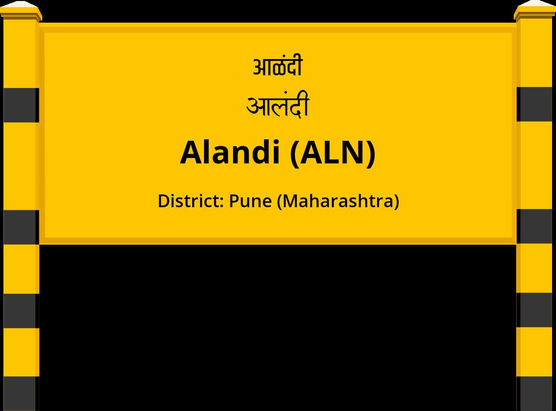 Alandi (ALN) Railway Station