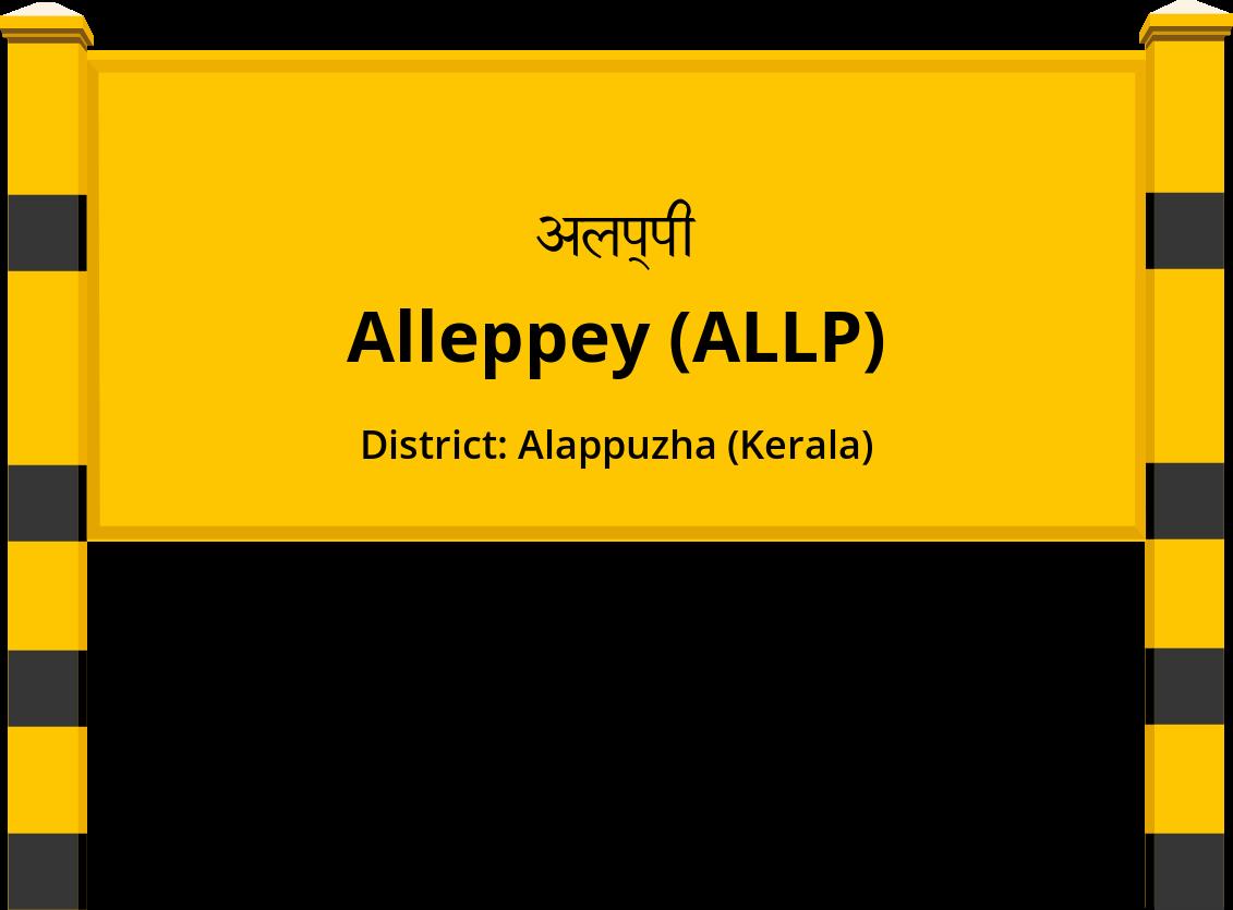 Alleppey (ALLP) Railway Station