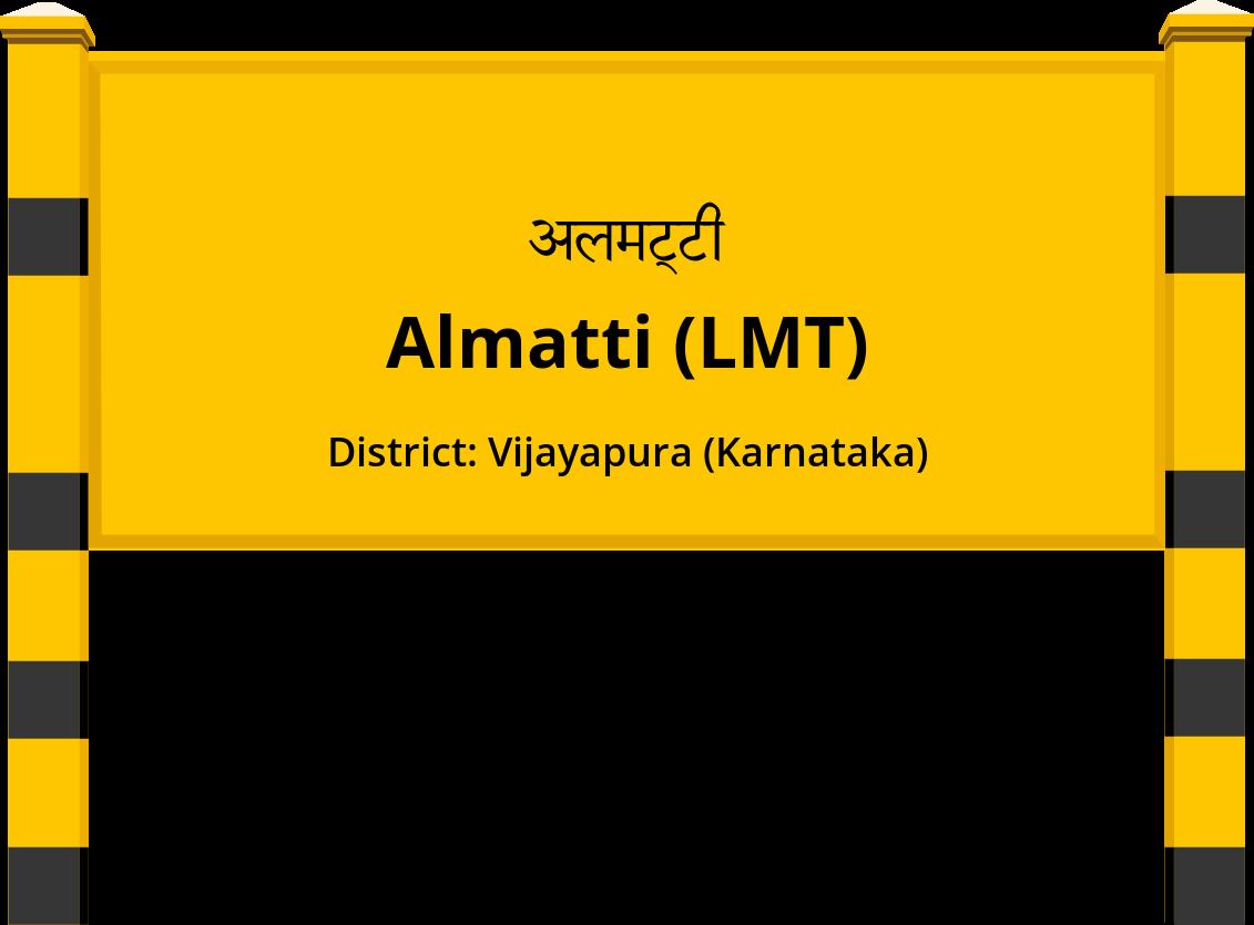 Almatti (LMT) Railway Station