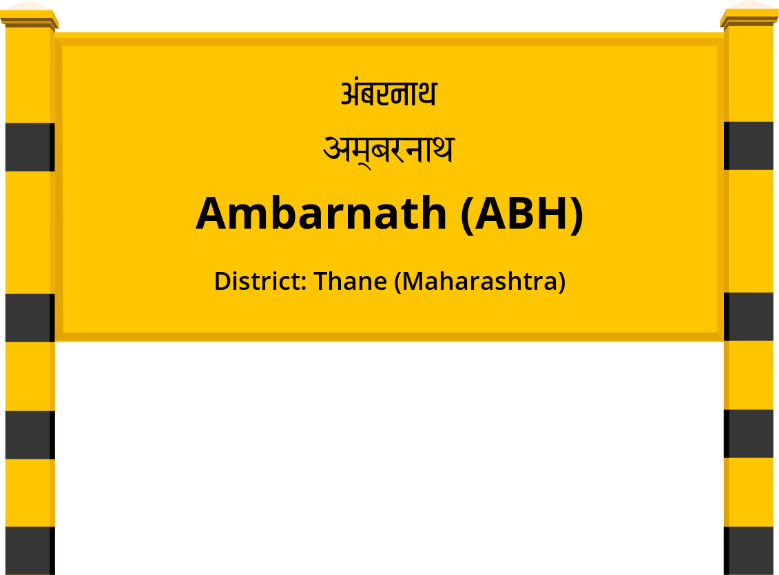Ambarnath (ABH) Railway Station