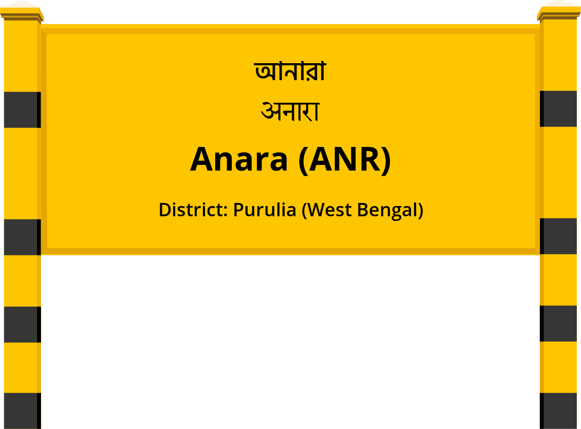 Anara (ANR) Railway Station