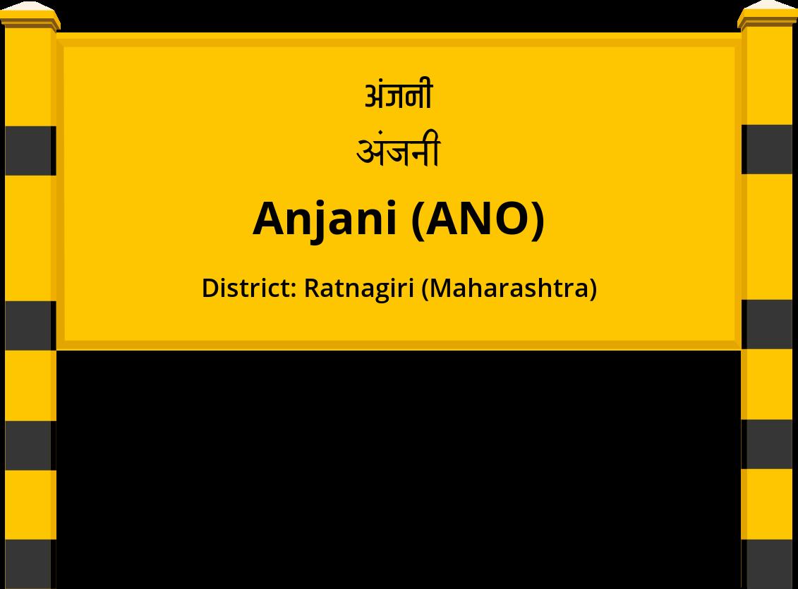 Anjani (ANO) Railway Station