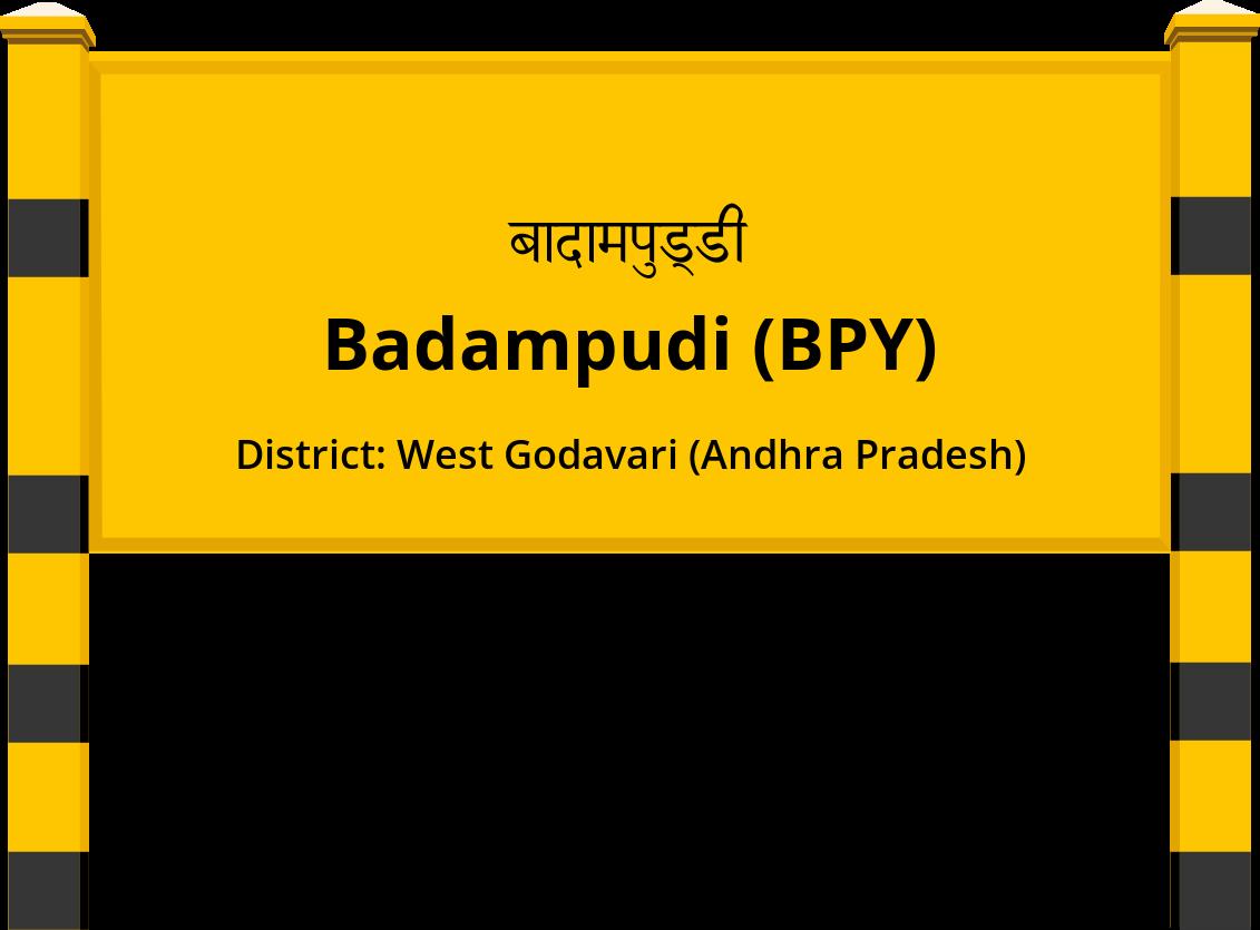 Badampudi (BPY) Railway Station