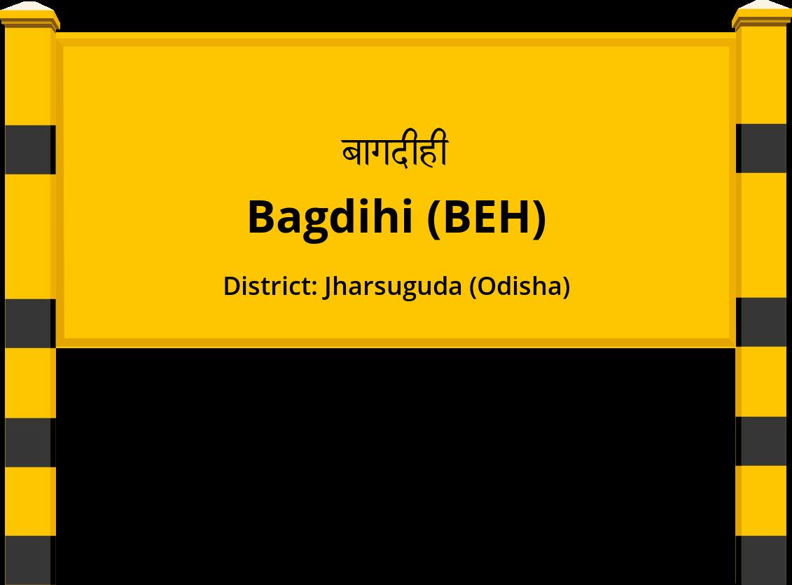 Bagdihi (BEH) Railway Station