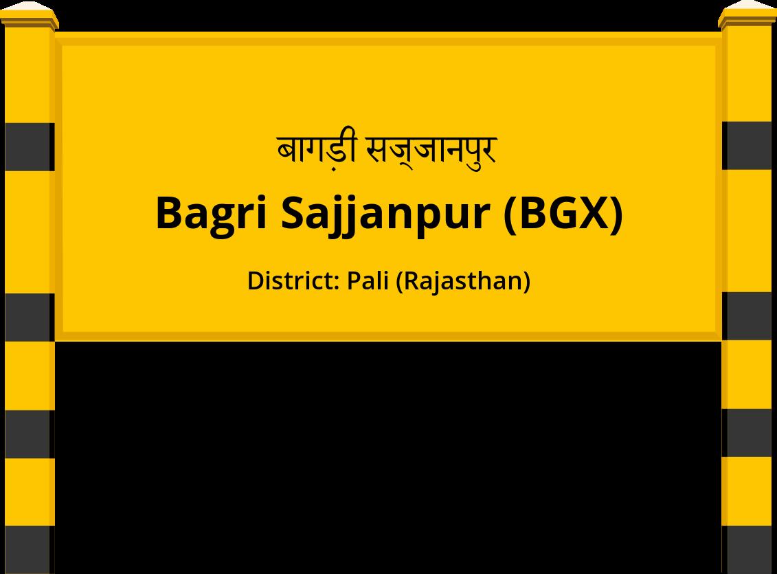 Bagri Sajjanpur (BGX) Railway Station