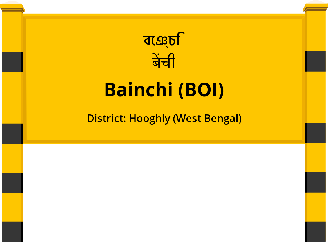 Bainchi (BOI) Railway Station