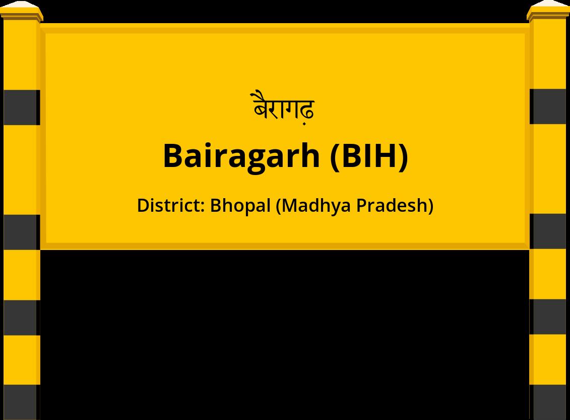 Bairagarh (BIH) Railway Station