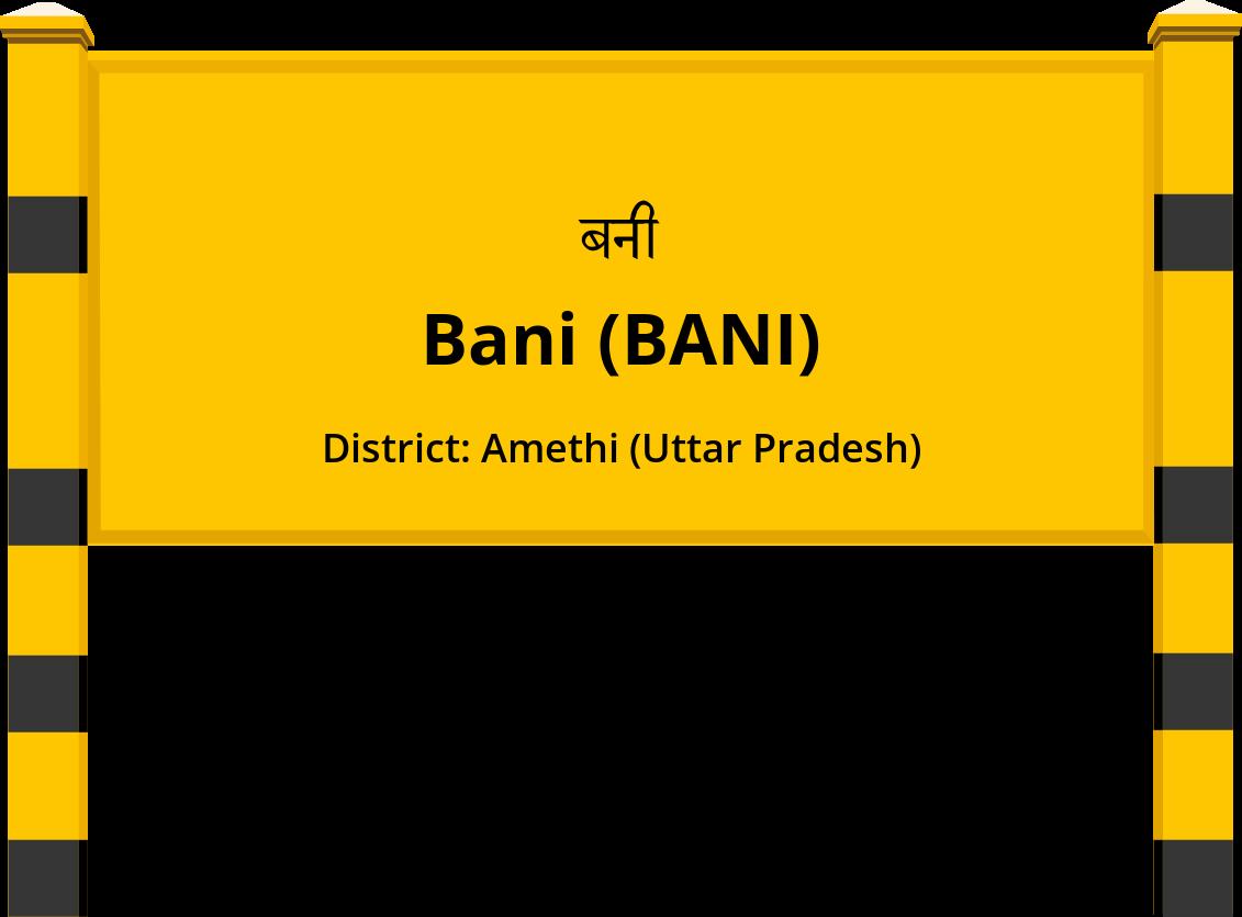 Bani (BANI) Railway Station