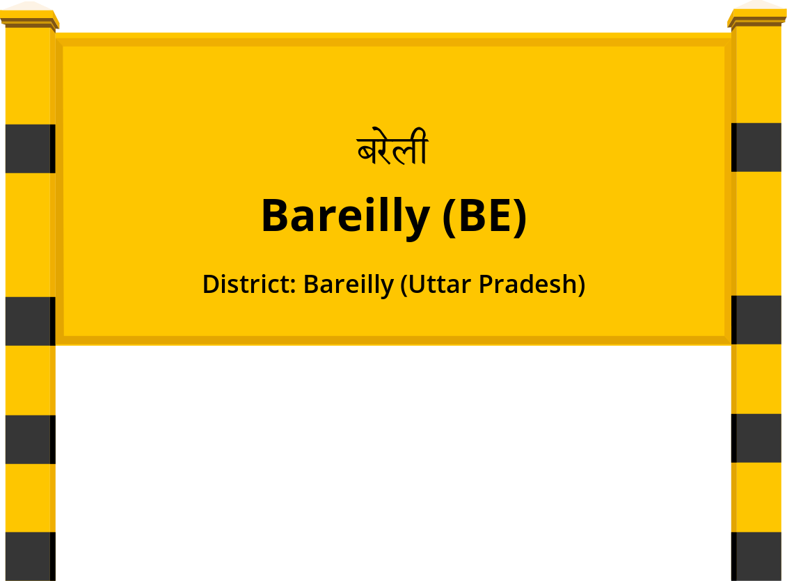 Bareilly (BE) Railway Station