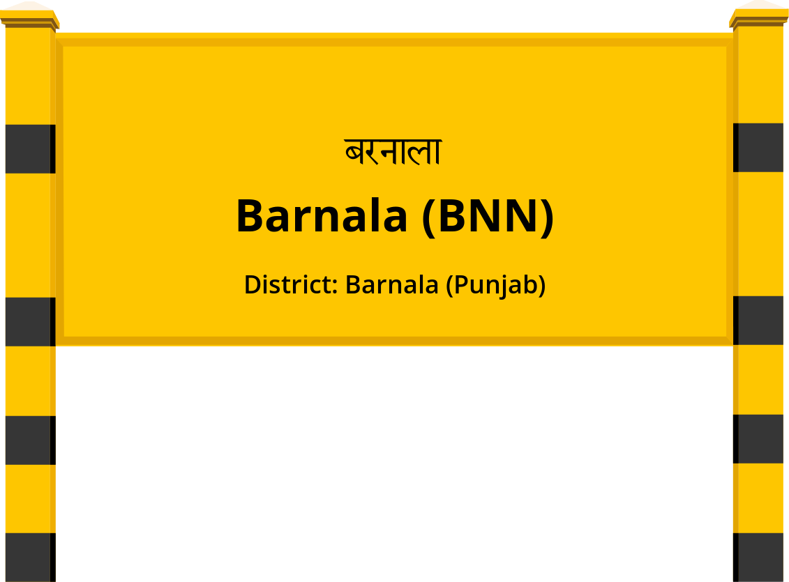 Barnala (BNN) Railway Station