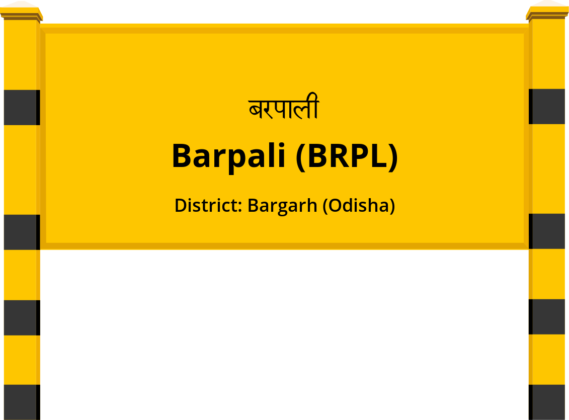 Barpali (BRPL) Railway Station