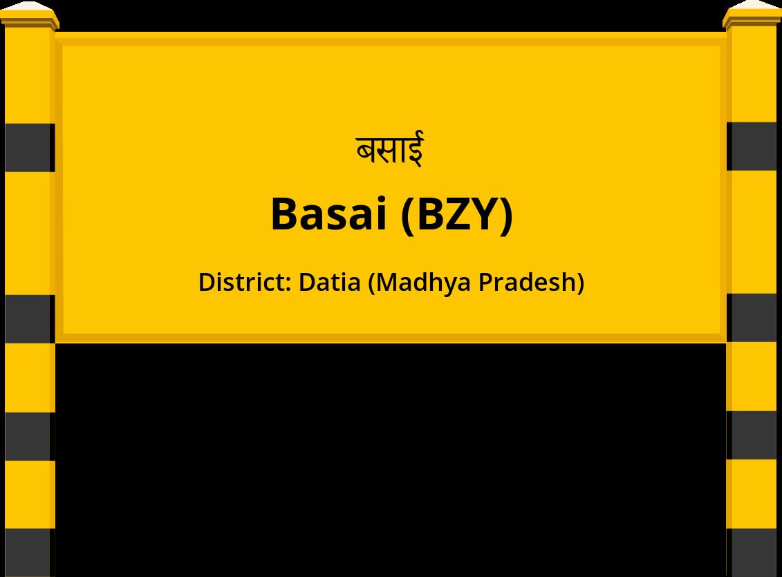 Basai (BZY) Railway Station