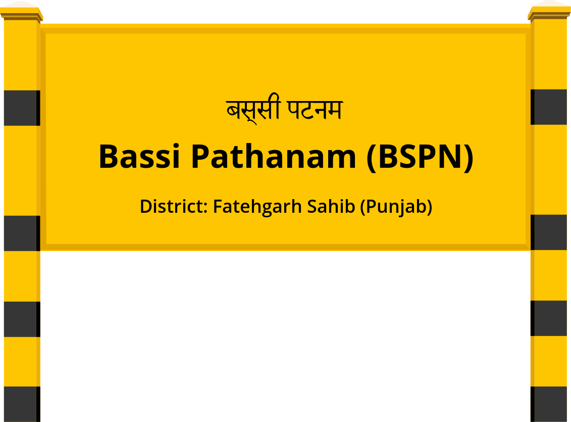 Bassi Pathanam (BSPN) Railway Station