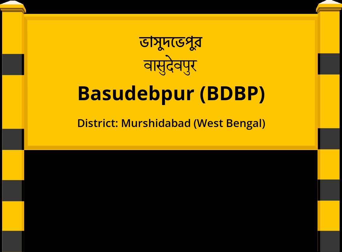 Basudebpur (BDBP) Railway Station