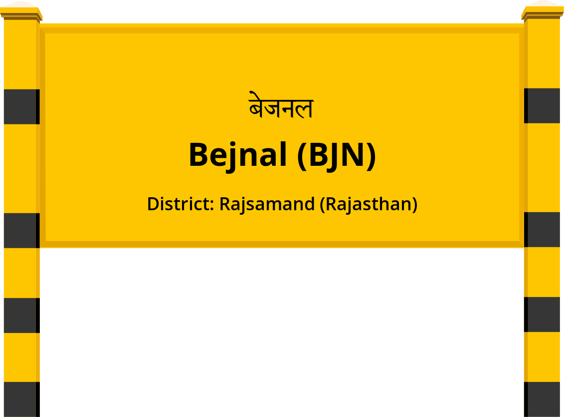 Bejnal (BJN) Railway Station