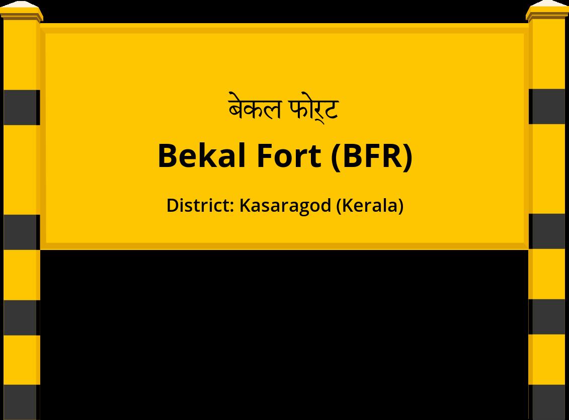 Bekal Fort (BFR) Railway Station