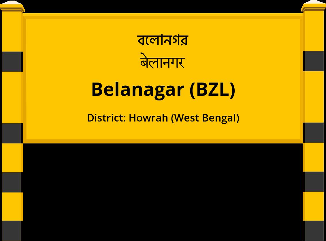 Belanagar (BZL) Railway Station