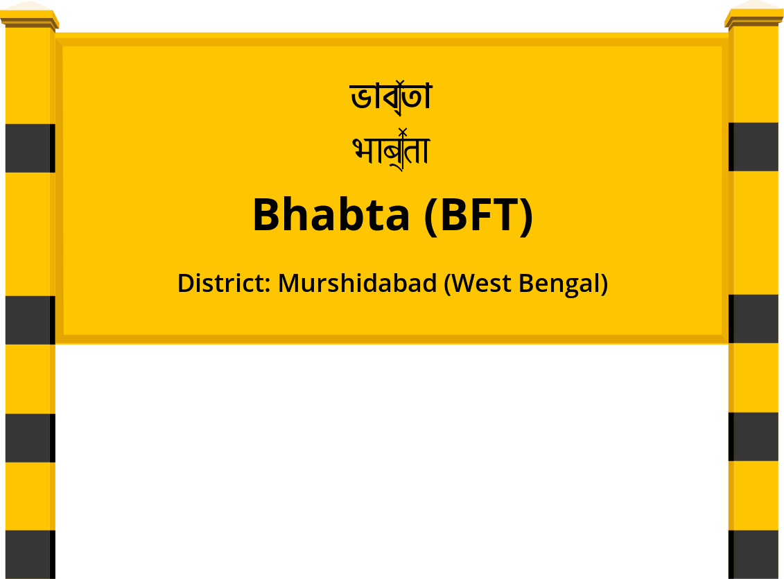 Bhabta (BFT) Railway Station