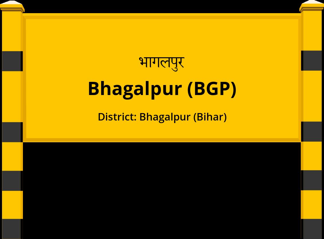 Bhagalpur (BGP) Railway Station