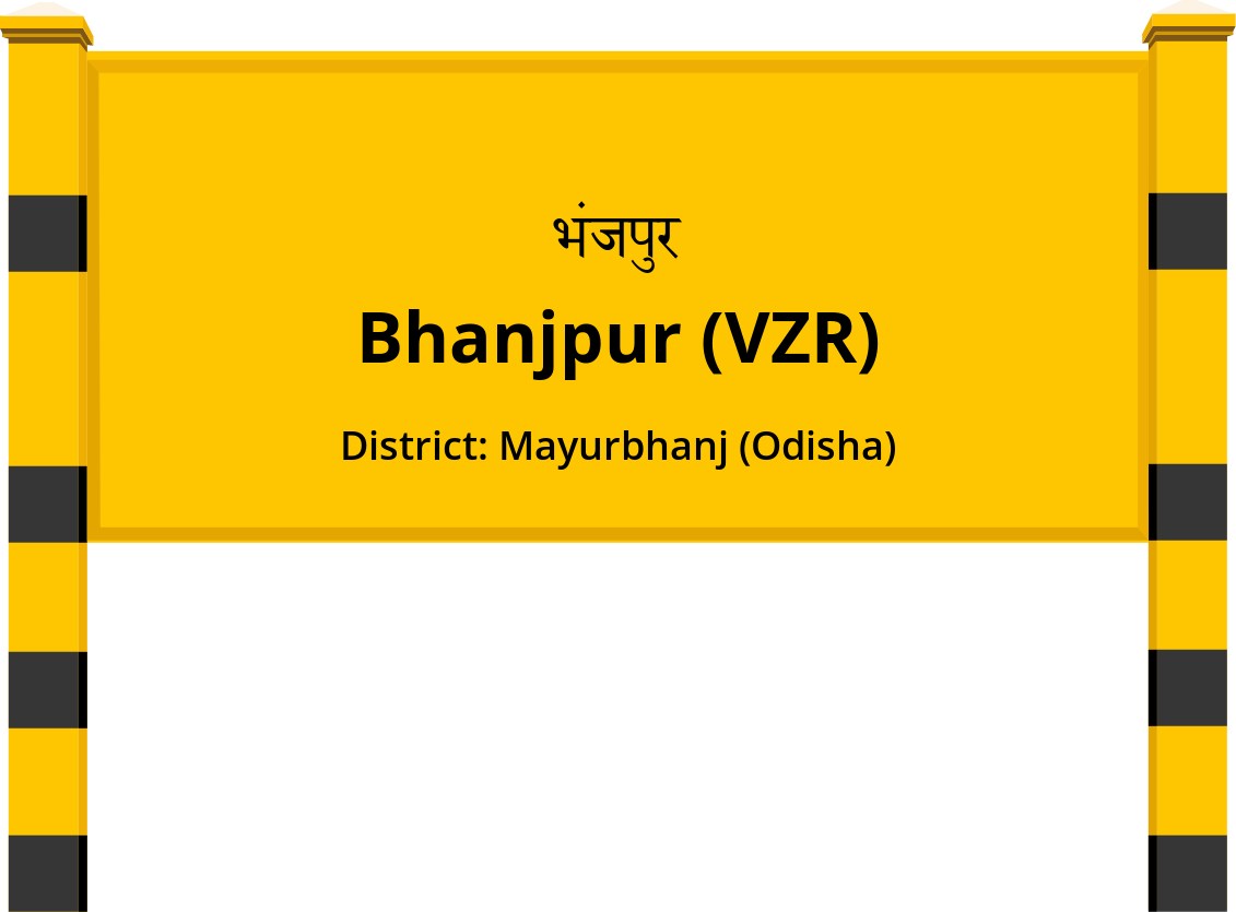 Bhanjpur (VZR) Railway Station