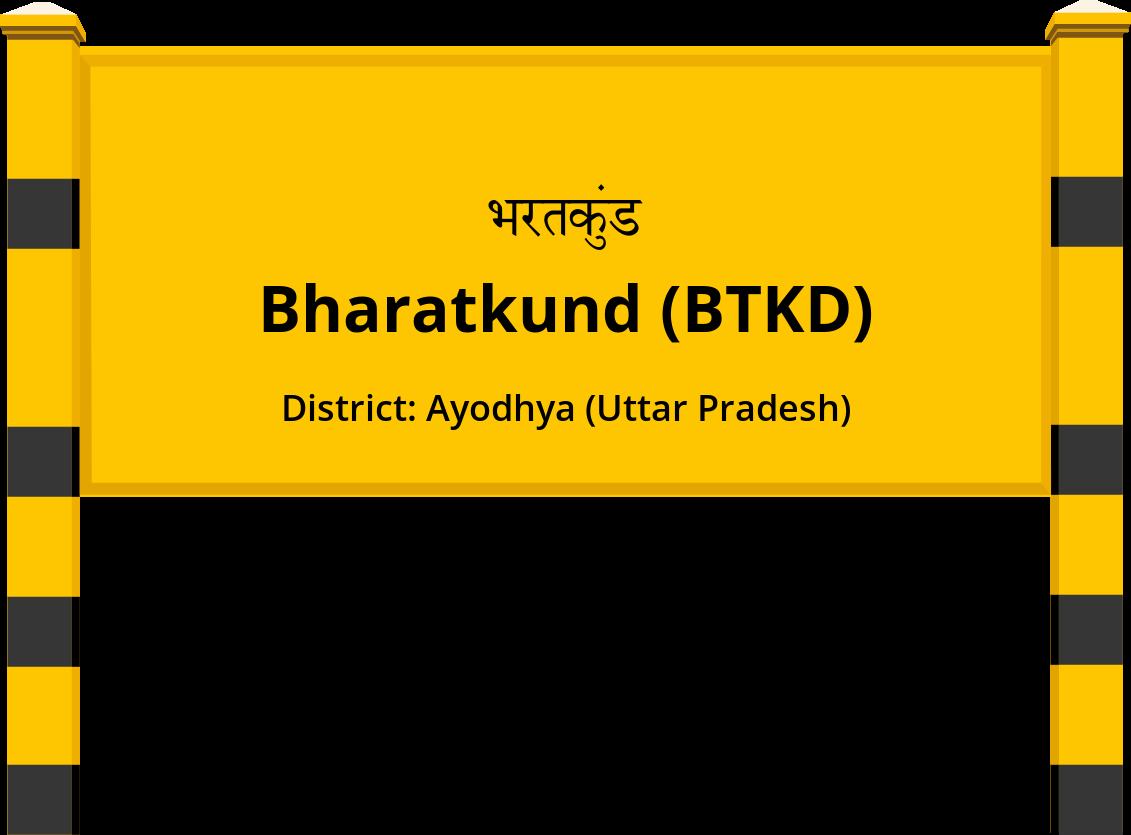 Bharatkund (BTKD) Railway Station