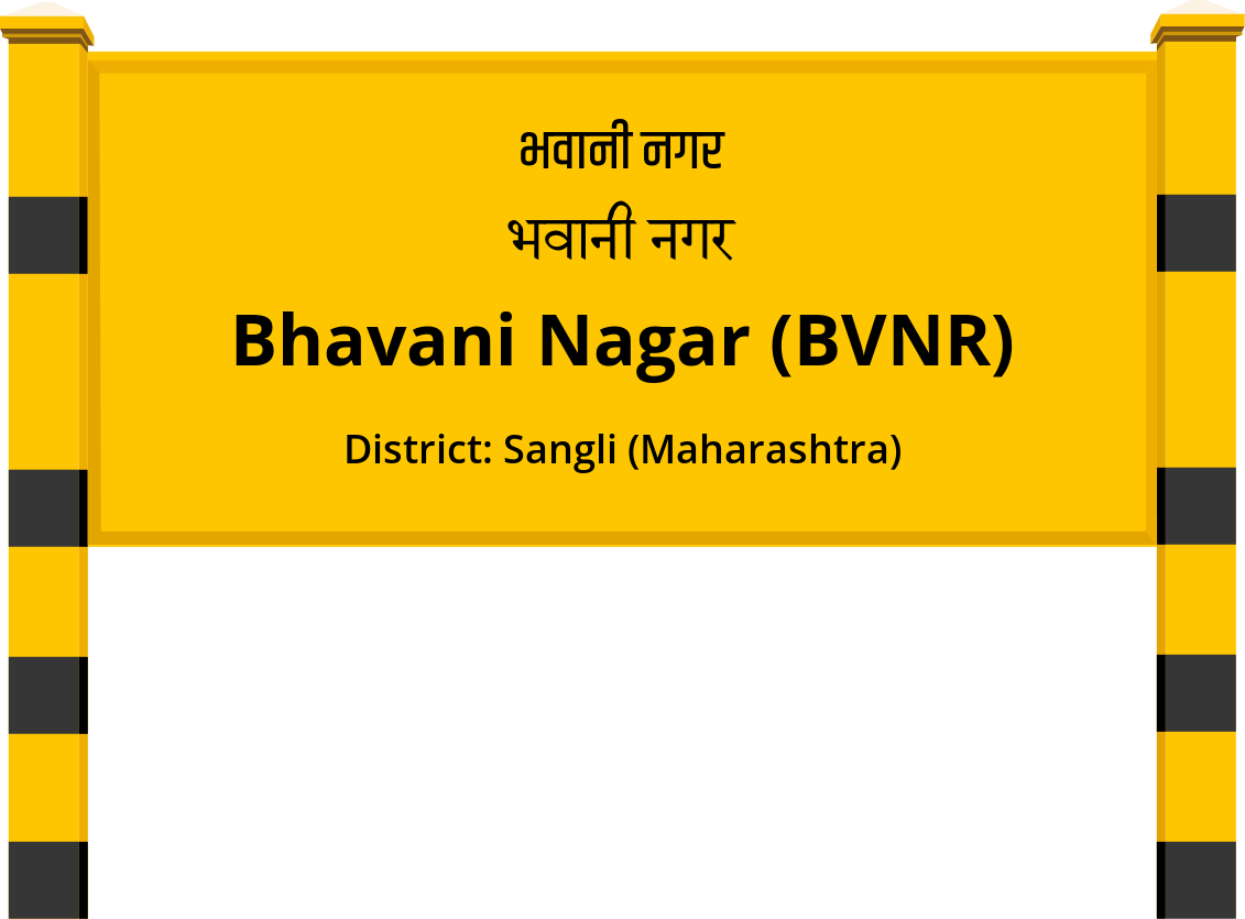 Bhavani Nagar (BVNR) Railway Station