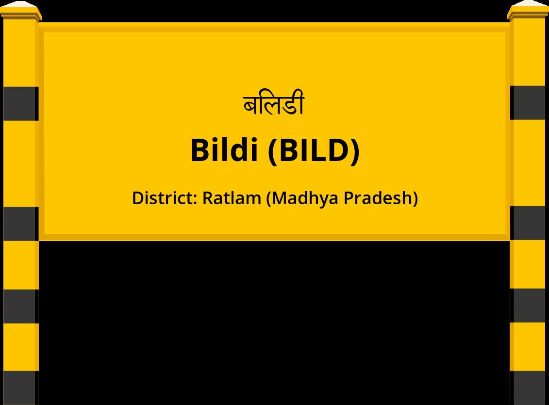 Bildi (BILD) Railway Station