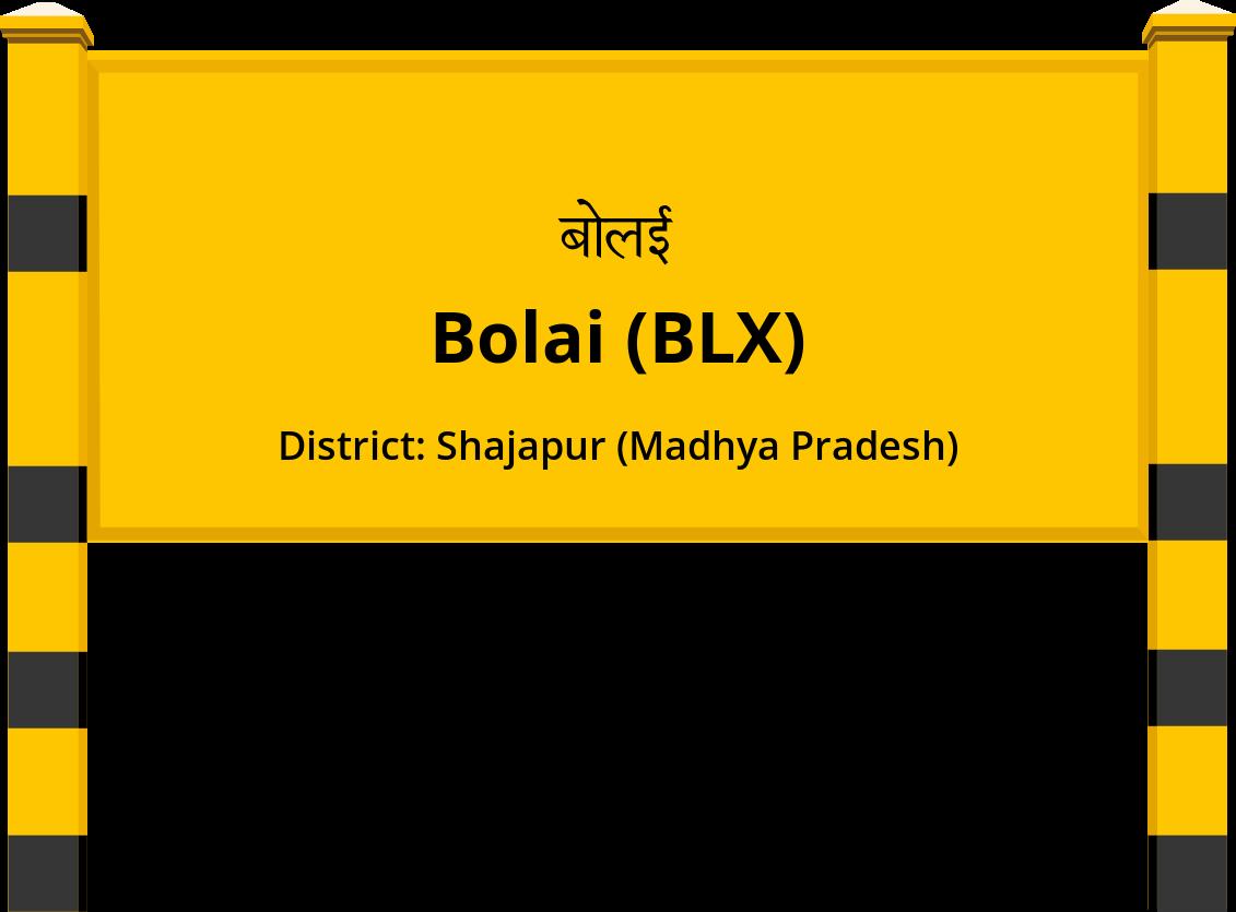 Bolai (BLX) Railway Station