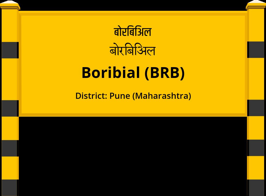 Boribial (BRB) Railway Station
