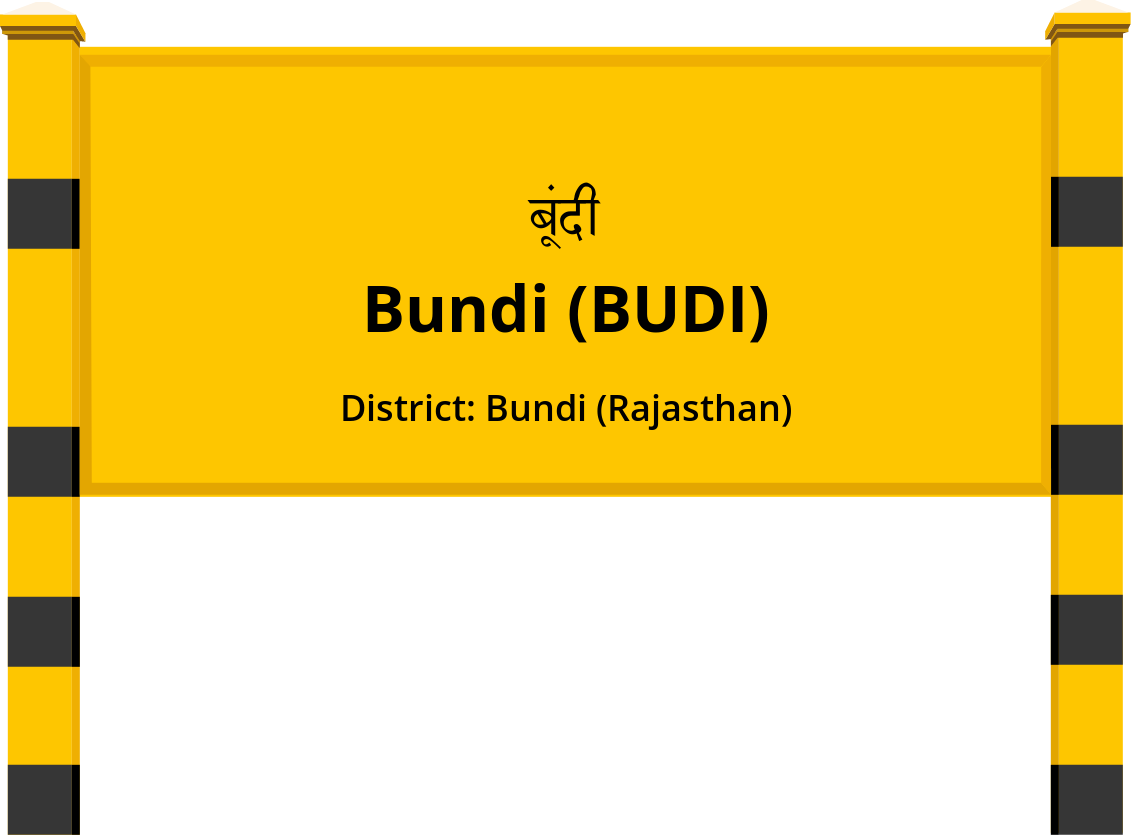 Bundi (BUDI) Railway Station