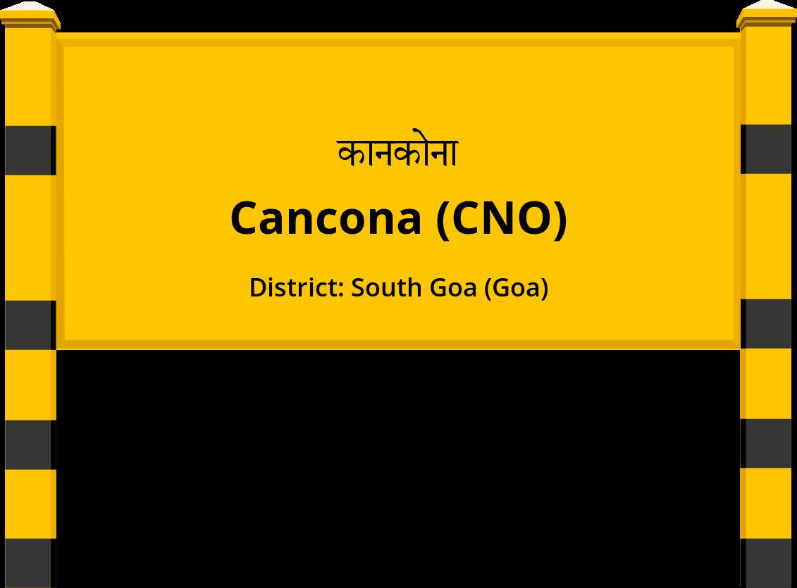 Cancona (CNO) Railway Station
