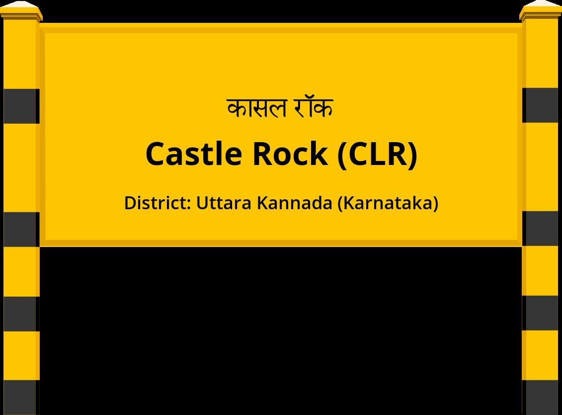 Castle Rock (CLR) Railway Station