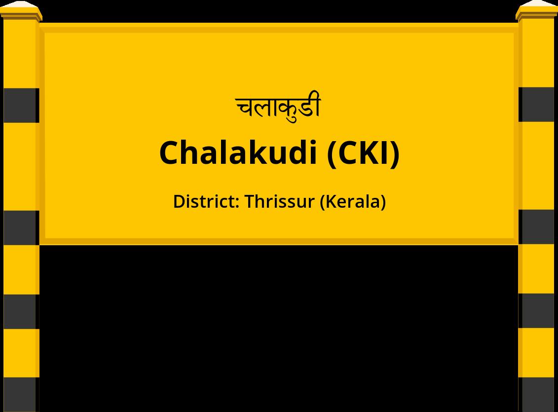 Chalakudi (CKI) Railway Station