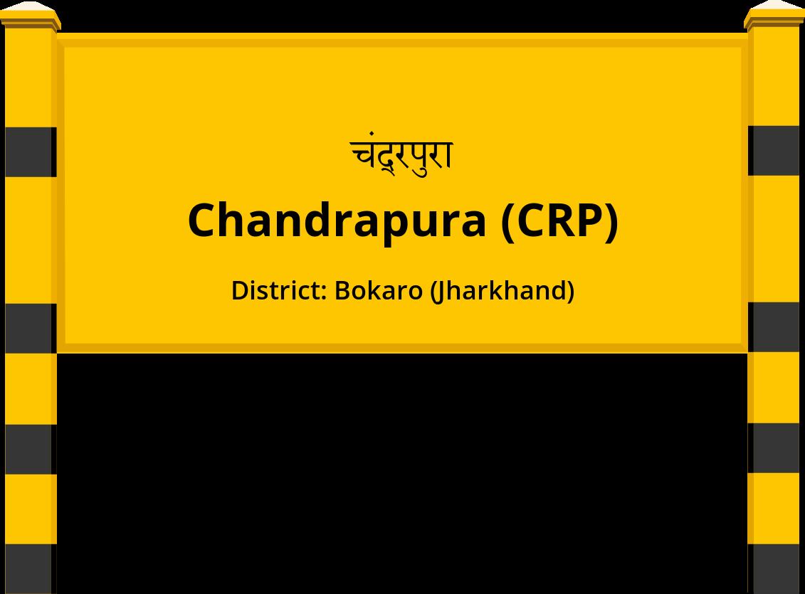 Chandrapura (CRP) Railway Station