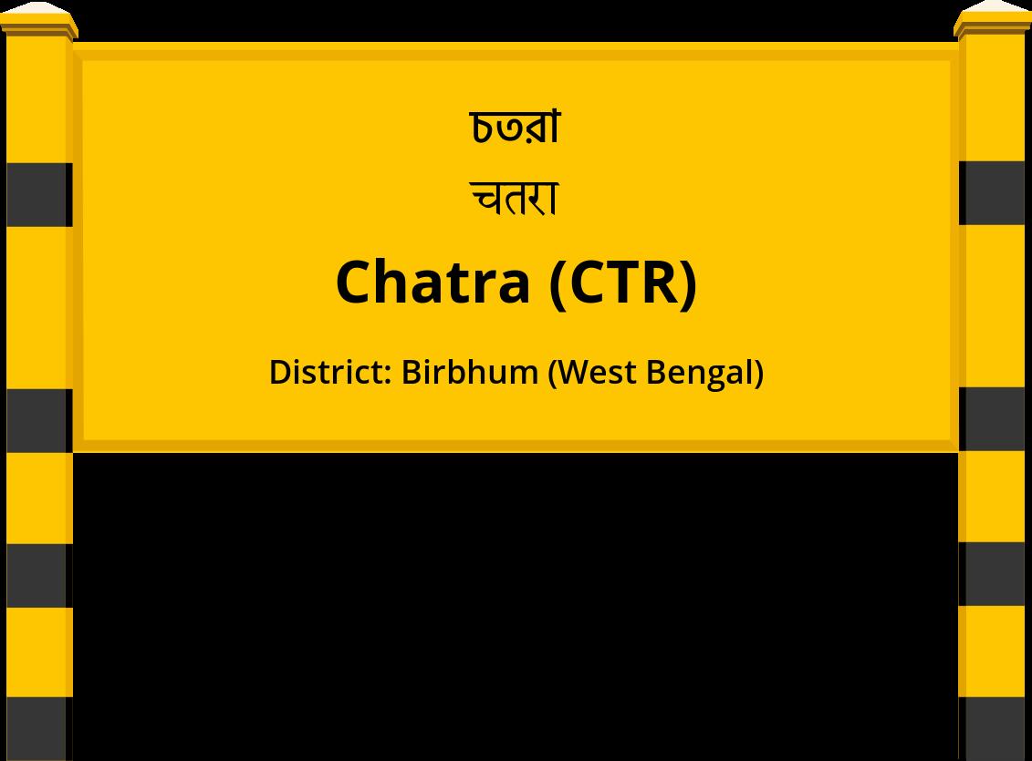 Chatra (CTR) Railway Station