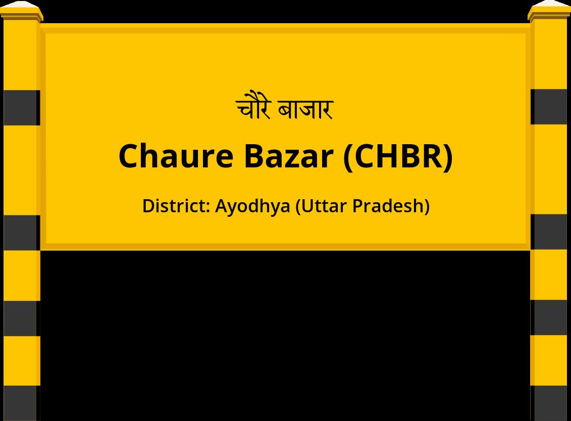 Chaure Bazar (CHBR) Railway Station