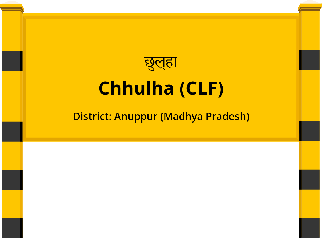 Chhulha (CLF) Railway Station