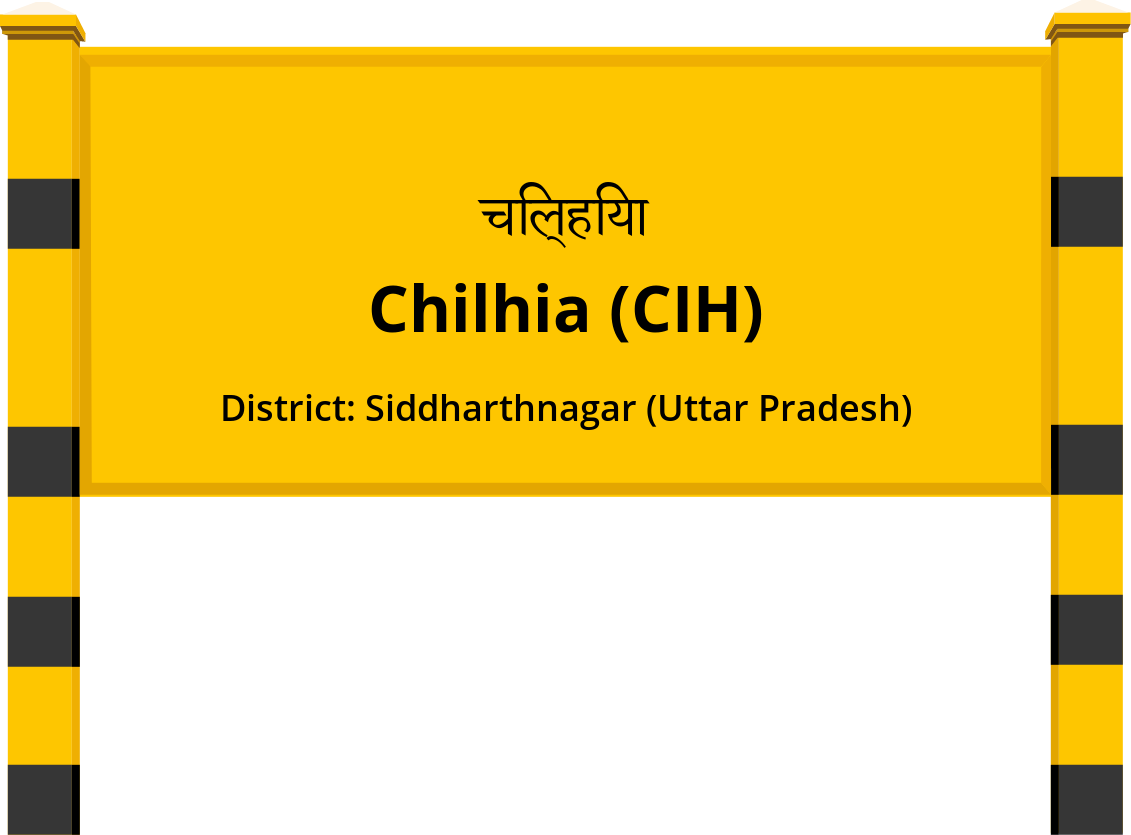 Chilhia (CIH) Railway Station